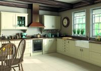 Ludlow Cream Kitchen
