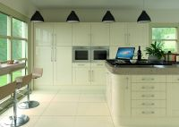 Ludlow Cream Gloss Kitchen